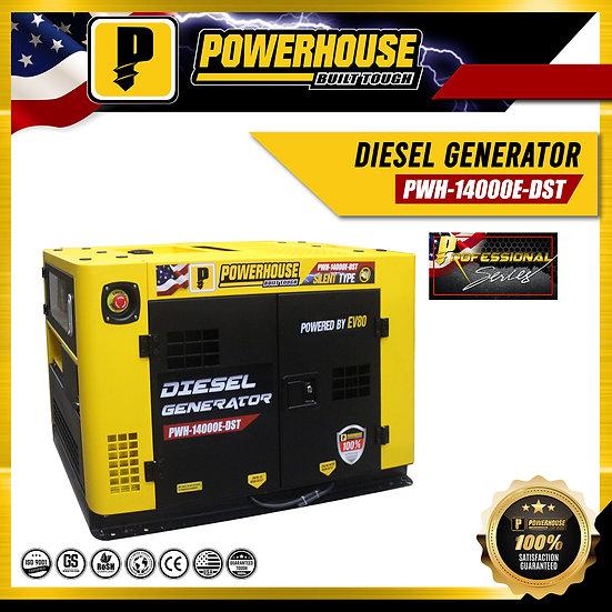Diesel Generator (PWH-14000E-DST)