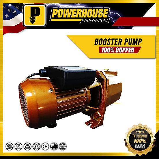 Booster Pump (100% Copper)