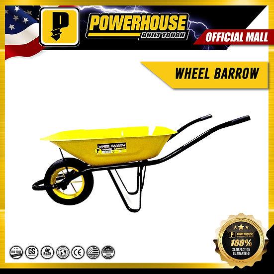 Wheel Barrow Square Tray