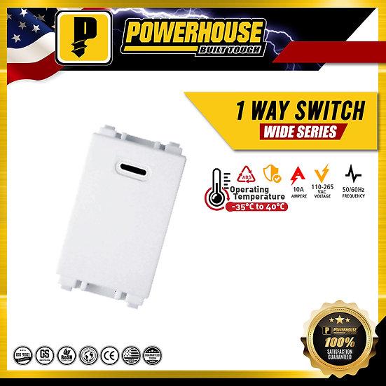 1 Way Switch