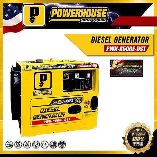 Diesel Generator (PWH-8500E-DST)
