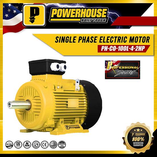 Medium Duty Single-Phase Electric Motor