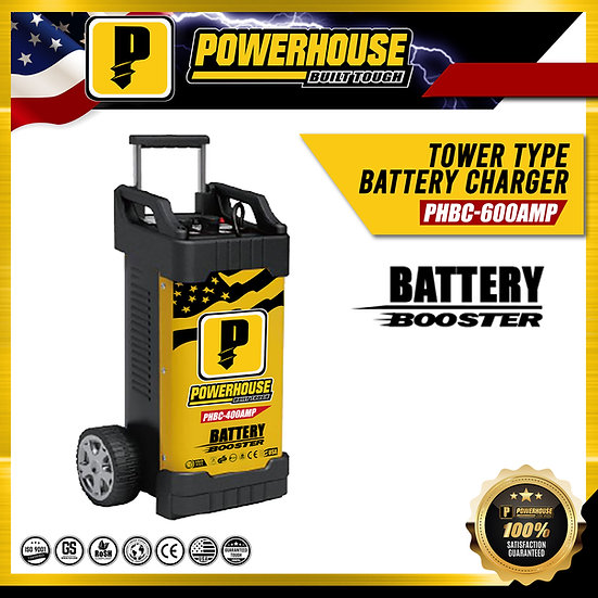 Tower Type Battery Charger
