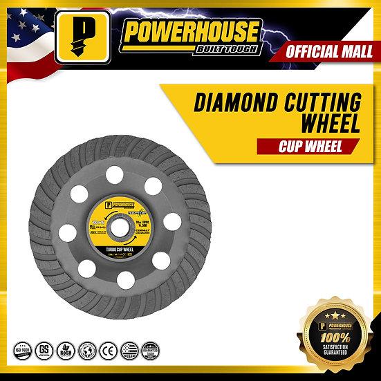 Diamond Cutting Wheel Turbo Cup (Raptor Series)