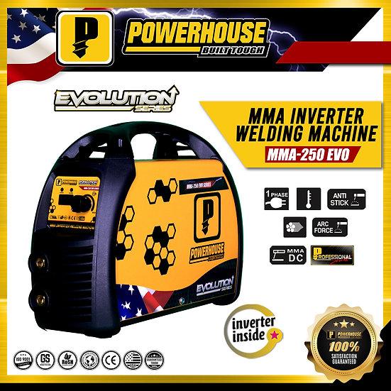MMA-250 EVO Welding Machine