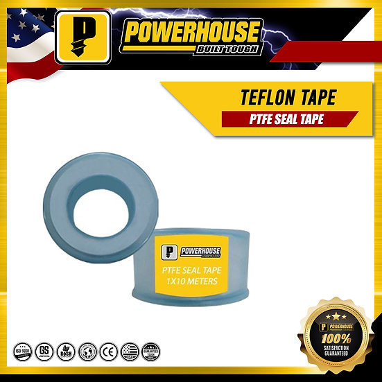 """Teflon Tape (1/2"""")"""