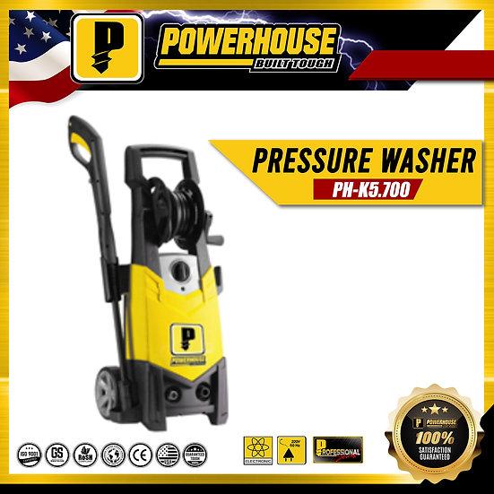 PowerHouse High Pressure Washer 150-Bar 2,000watts (PH-K5 700)