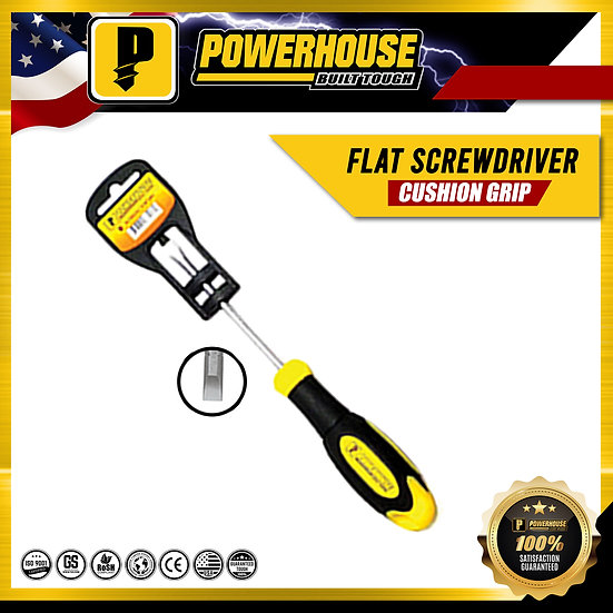 Flat Screwdriver(6.5mm x 150)