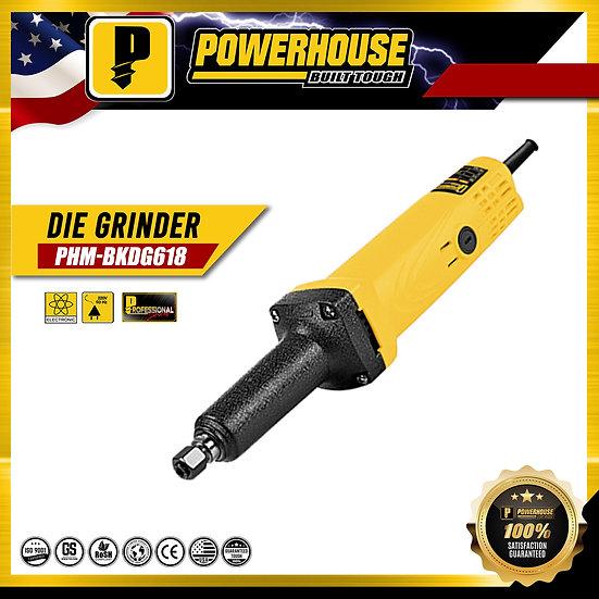 PowerHouse Die Grinder 420W 6mm (PHM-BKDG618)