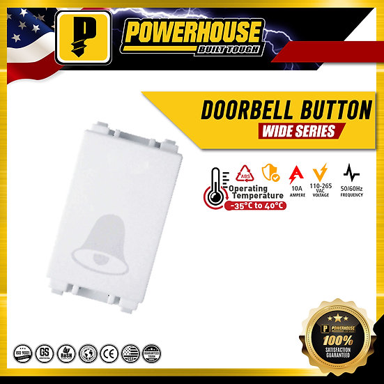 Doorbell/Push Button