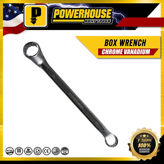 Box Wrench (24mmx27mm)