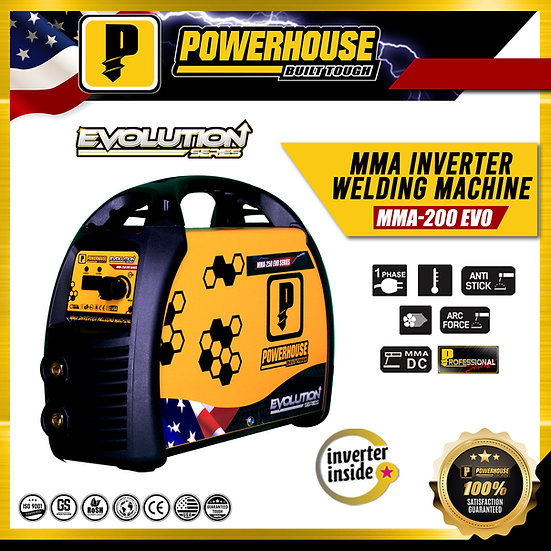 MMA-200 EVO Welding Machine