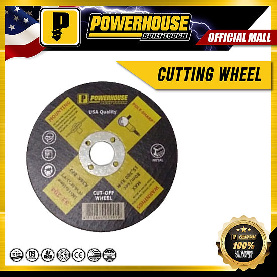 "Cutting Wheel for Metal (355 x 3.2 x 25.4mm 14"")"