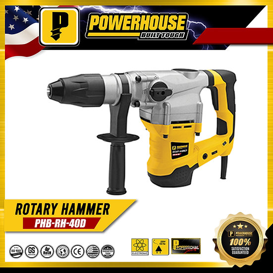 Rotary Hammer (PHB-RH-40D)