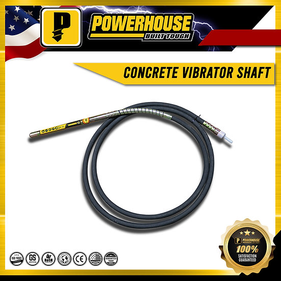 Concrete Vibrator Shaft Hose (32mm)