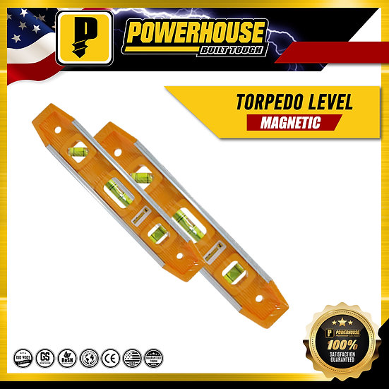 Torpedo Level (Magnetic)