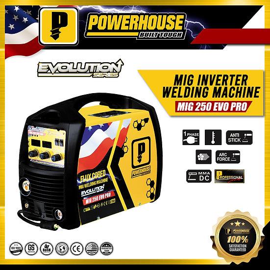 MIG Inverter Welding Machine (MIG 250 EVO PRO)