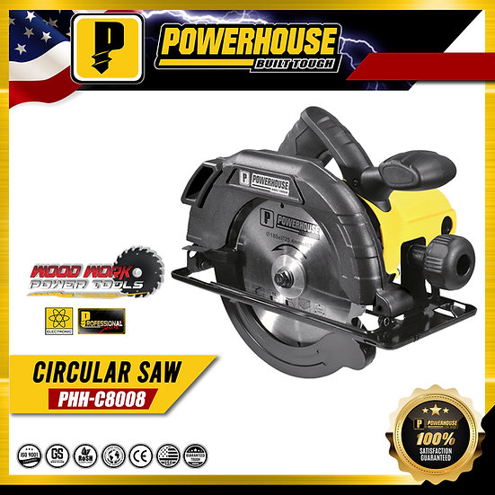 Circular Saw (PHH-C8008)