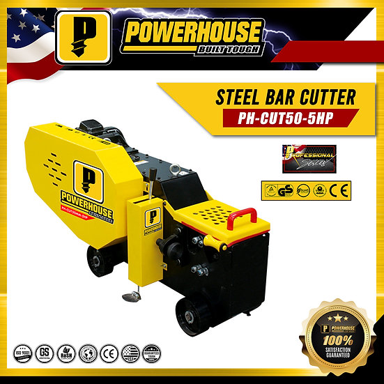 Steel Bar Cutter