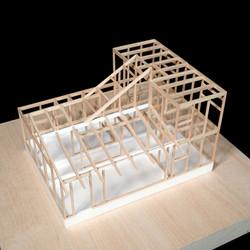 木軸模型_GHY-20