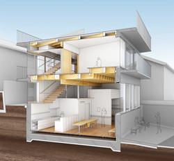 3d: SOGO建築設計