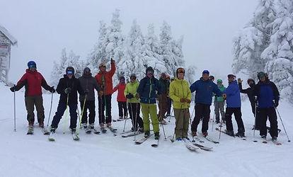 Ski Vermont Media Day - morning tour of