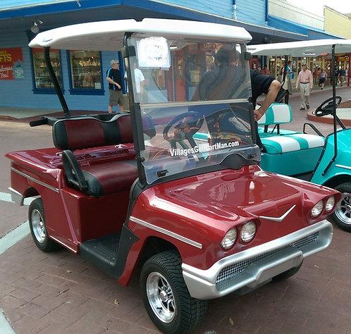 1958 Chevy Impala Street Rod Cart