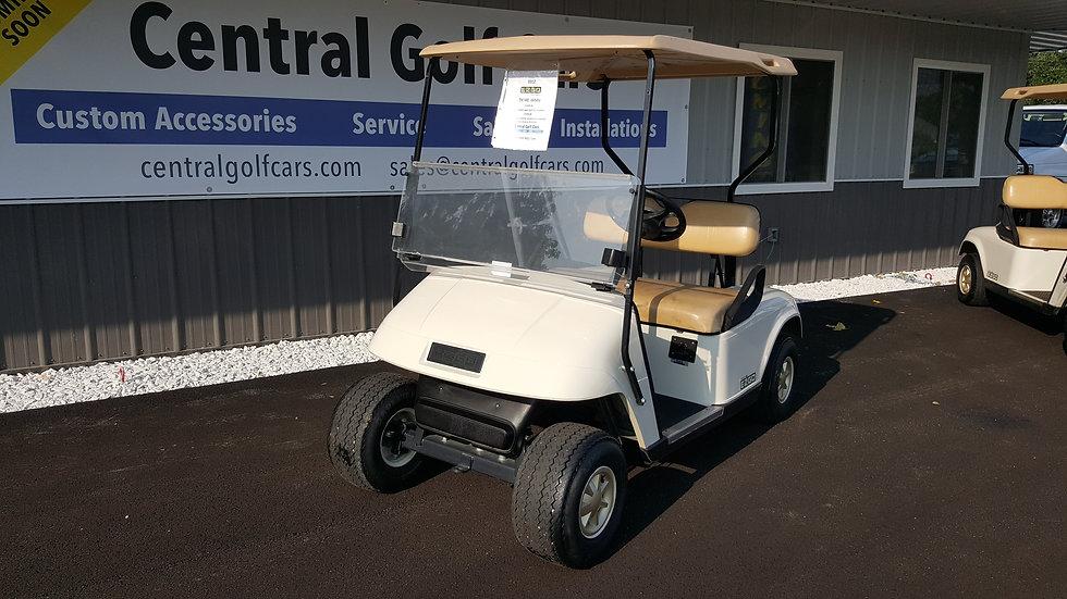 2012 EZ Go TXT48 48V Golf Cart White