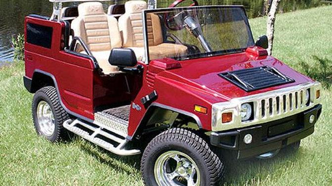 GM Hummer H2 Truck Golf Cart