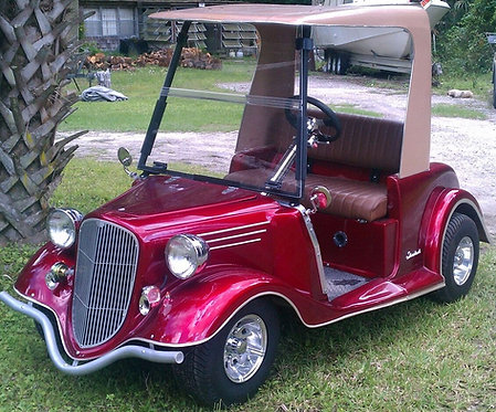 1934 Roadster Street Rod Cart