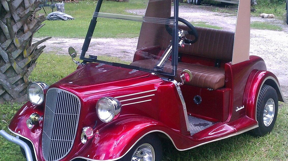 1934 Roadster Street Rod Body Kit