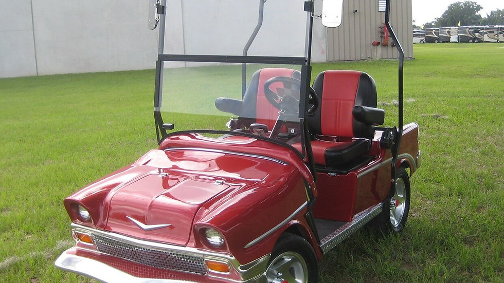1956 Chevy Street Rod Cart