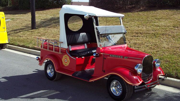 1929-32 Roadster Hot Rod Cart