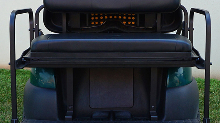 RHOX Rhino Aluminum Seat Kit, Black: CC Precedent