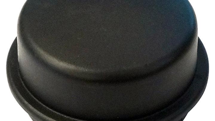 Dust Cover, Spindle Black Plastic, CC 03+