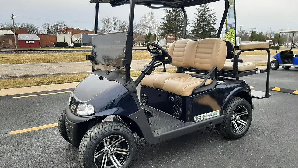 2017 EZ Go RXV 48V Street Legal 4 Seat Golfer Premium