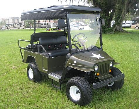 Jeep Liberty Utility Truck Cart