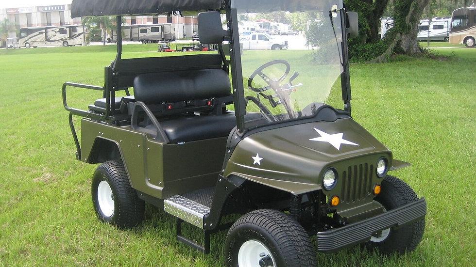 Jeep Liberty Utility Truck Body Kit
