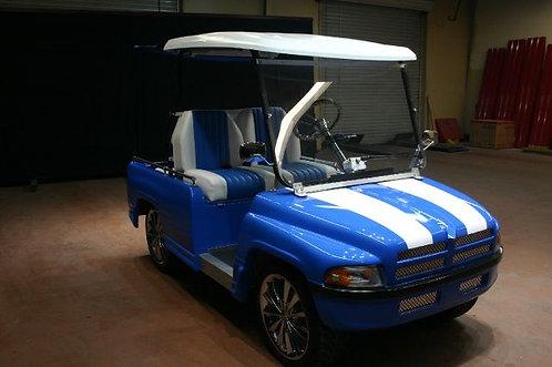 Dodge Ram Pickup Street Truck Cart