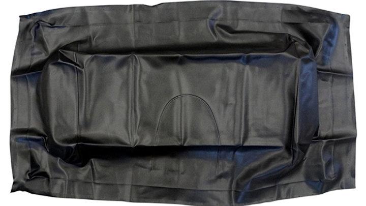 Seat Bottom Cover, Black: CC Precedent