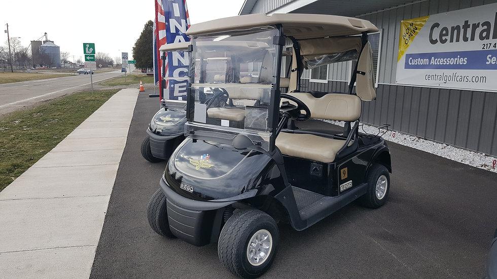 2016 EZ Go RXV 48V Golf Cart: Official Indy Speedway Cart