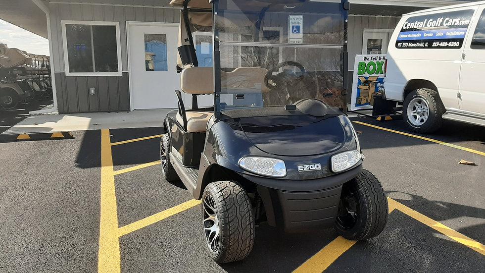 2016 EZ Go RXV 48V Golf Cart Street Legal Golfer