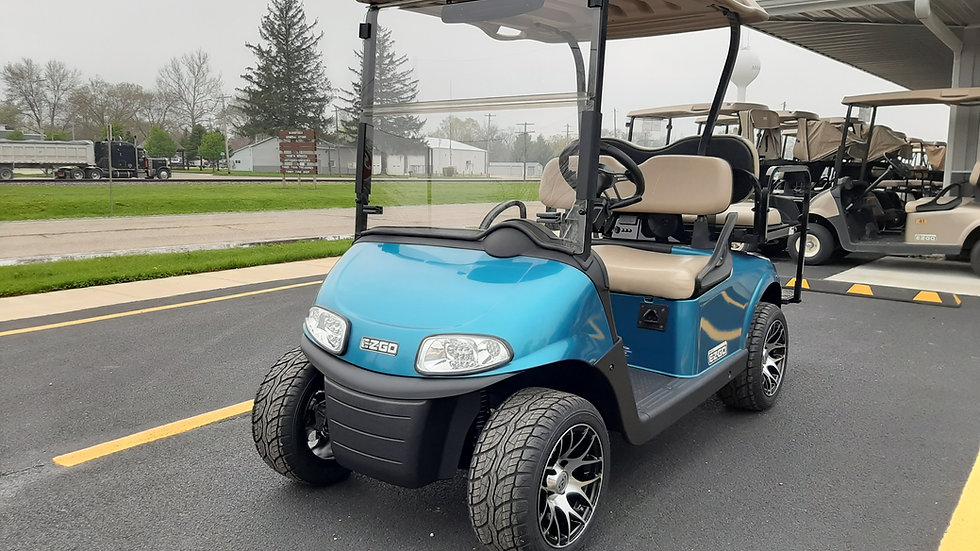 2016 EZ Go RXV 48V Street Legal 4 Seat Bluetooth