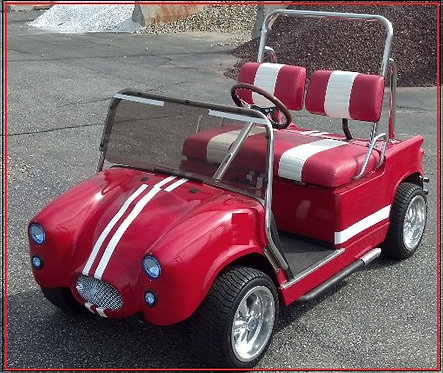 1965 AC Cobra Street Rod Cart