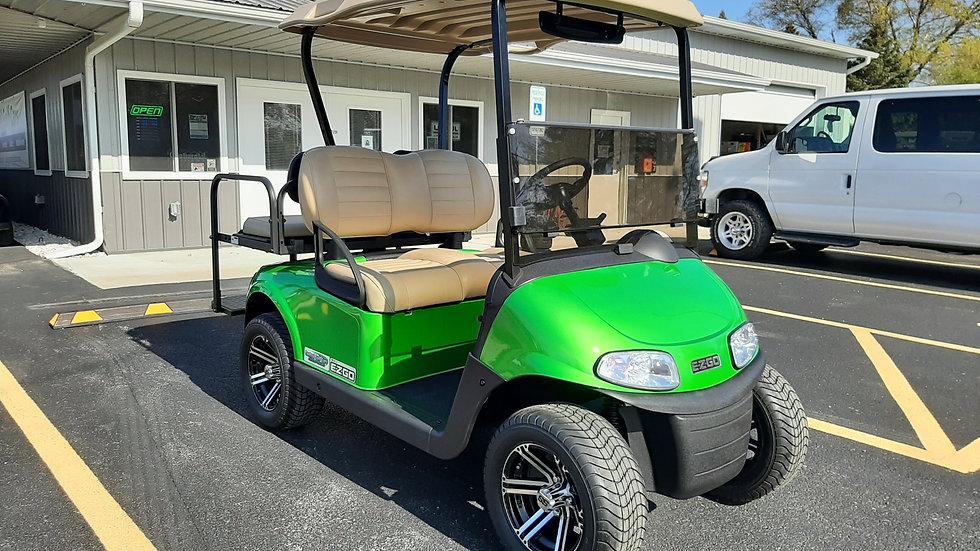 2017 EZ Go RXV 48V Street Legal 4 Seater