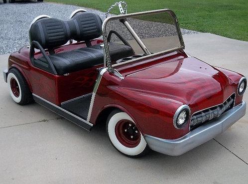 1950 Merc Led Sled Cart