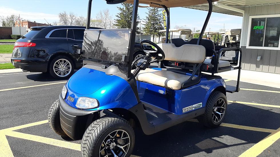 2016 EZ Go RXV 48V Street Legal 4 Seater Golfer