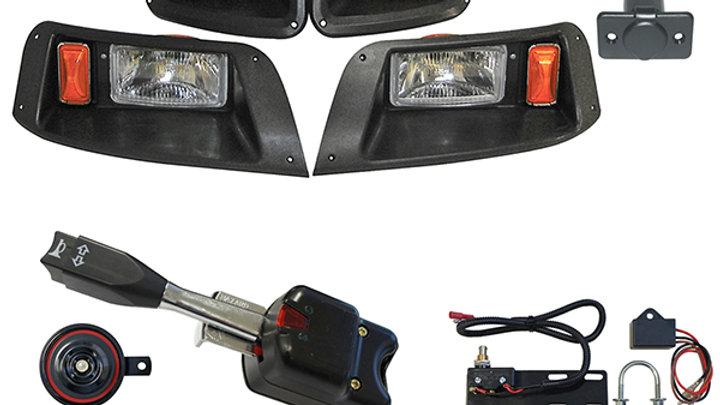 Adjustable Light Kit: EZGO TXT 96-13 (standard switch)
