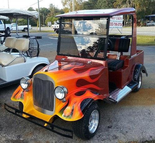 1922 Nash Roadster Hot Rod Cart