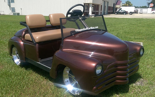 1940's Old Coupe Street Rod Cart